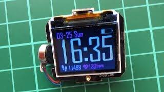 Smartwatch/smartband Teardown