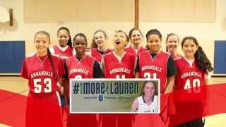 preview picture of video 'LayUp4Lauren - Annandale Lady Bulldogs'