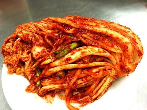 The Best Korean Kimchi Recipe 韓國泡菜, The National Dish of Korea!