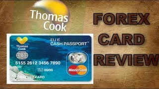 Thomas cook forex card cash withdrawal atm