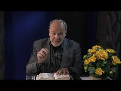 Holger Nilsson - Guds plan för Israel - Del 1
