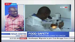 Food safety: Food contamination leads to cancer