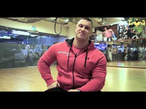 Ćwiczenia mięśnia skośnego brzucha