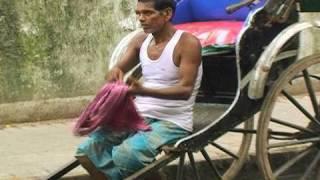 Rickshaw Riding, Kolkata