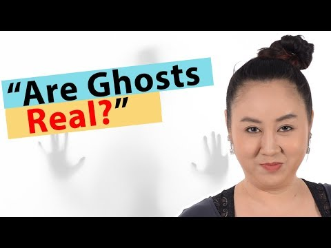 Are ghosts real? - Aur shares her experience