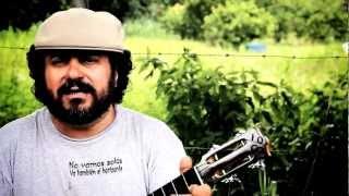Nosotros con Chávez - Gino Gonzalez  (Video)