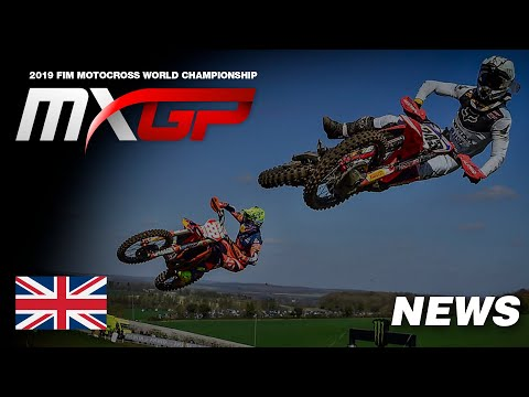 NEWS HIGHLIGHTS   MXGP of Great Britain 2019 #motocross