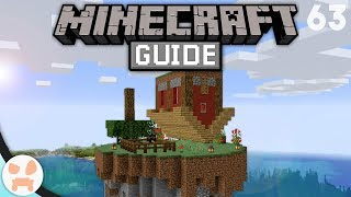 DINNERBONE'D - Minecraft Easter Eggs! | The Minecraft Guide - Minecraft 1.14.4 Lets Play Episode 63