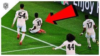 Liga Champions 2018/19: DRAMA VAR! PSG 1-3 Manchester United (Aggregate 3-3)