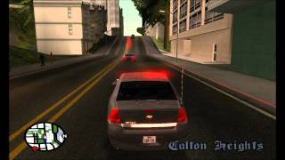 Unmarked 2006 Impala Pursuit - GTA SA