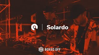 Solardo - Live @ Boxed Off 2018
