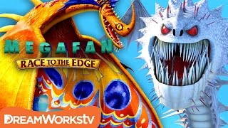 Download Youtube: Top 10 NEW Dragons from Beyond Berk | MEGAFAN: RACE TO THE EDGE