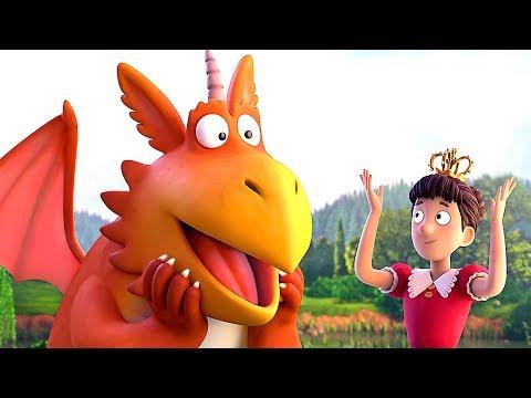 ZÉBULON LE DRAGON Bande Annonce en Français (Animation, Dessin Animé, Fantastique)