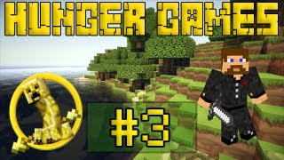 Minecraft Hunger Games #3 - Неравный поединок