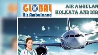 Top-Listed Medical ICU Service by Global Air Ambulance in Kolkata
