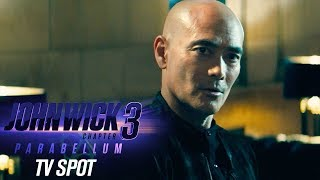 """John Wick: Chapter 3 – Parabellum (2019) Official TV Spot """"Bad Man"""" – Keanu Reeves, Halle Berry"""