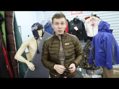 Пуховая куртка Nova Tour «Хивок». Видеообзор.