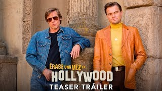 Trailer of Érase una vez en Hollywood (2019)
