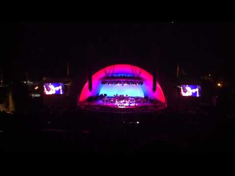 Willie Nelson ~ Don't Get Around Much Anymore @ Hollywood Bowl 8.09.13 {CreepingElm}