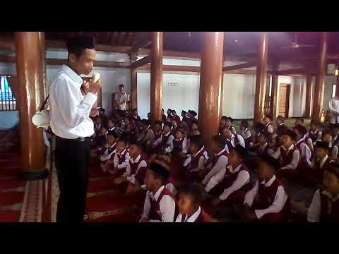 Wisata Religi Min 5 Ponorogo di Masjid Tegal Sari