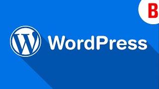 Создание сайта на WordPress, cms Wordpress 5.0 новый редактор, wordpress уроки