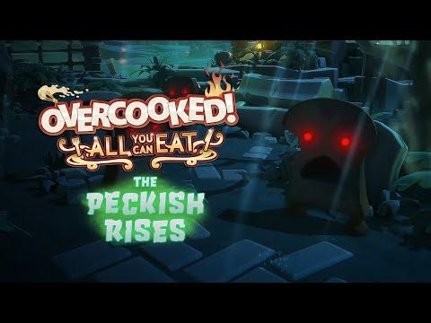 Trailer de présentation de Overcooked! All You Can Eat
