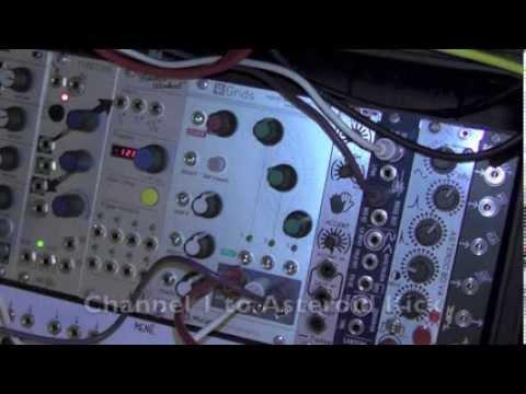 MUTABLE-INSTRUMENTS Grids Eurorack modul