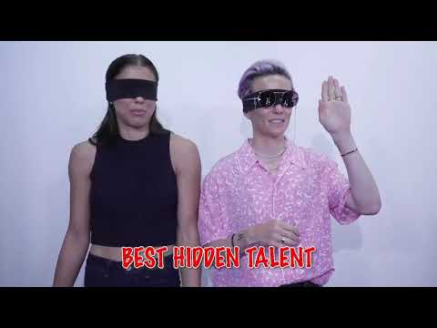 Blind Superlatives with Megan Rapinoe & Alex Morgan