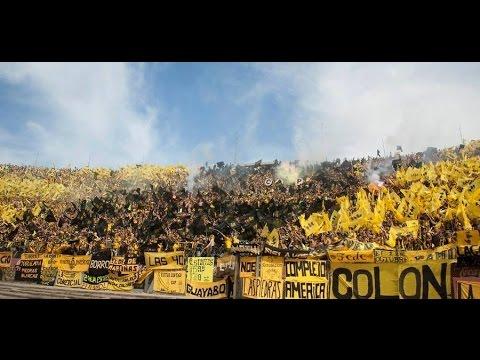"""Entrada de Barra Amsterdam - Clasico Apertura 2015"" Barra: Barra Amsterdam • Club: Peñarol"