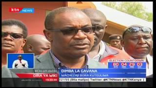 Timu zilizofuzu kwa dimba la gavana yatunukiwa na gavana wa Nairobi Evans Kidero