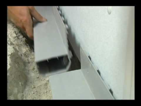 Basement Waterproofing Tutorial