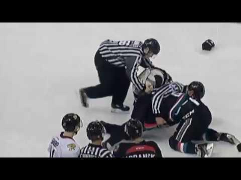 Gordie Ballhorn vs. Brendan De Jong