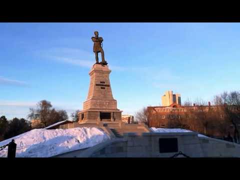 ТОП 10 мест Хабаровска , где можно погулять. Часть 1