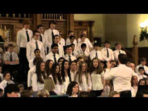 Bethlehem Spiritual by the Chamber Choir