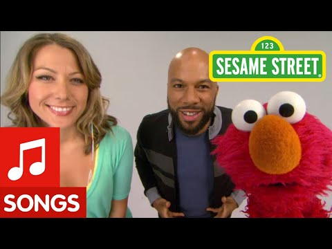 Sesame Street: Common and Colbie Caillat -