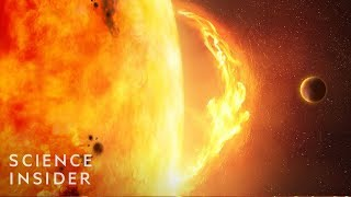 Neil DeGrasse Tyson Explains Solar Flares