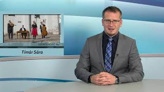 Szentendre MA / TV Szentendre / 2019.04.24.