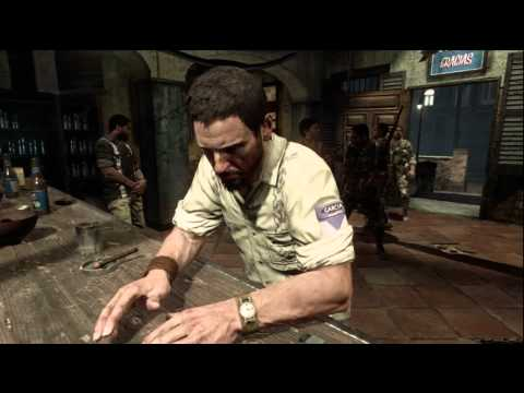 Call of Duty: Black Ops - Walkthrough: Level 1 - Part 1 (100% Intel)