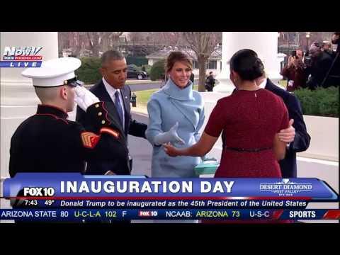 Americký prezident Donald Trump vystřídal v Bílém domě odcházejícího Baracka Obamu