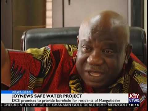 JoyNews Safe Water Project - News Desk on JoyNews (25-9-18)