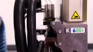Presentación del equipo de impresión digital K600i de Domino