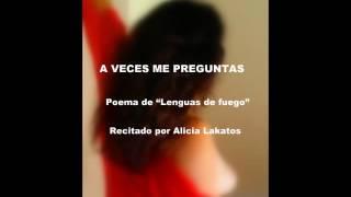 Poesía de José L. Posa (voz de Alicia Lakatos)