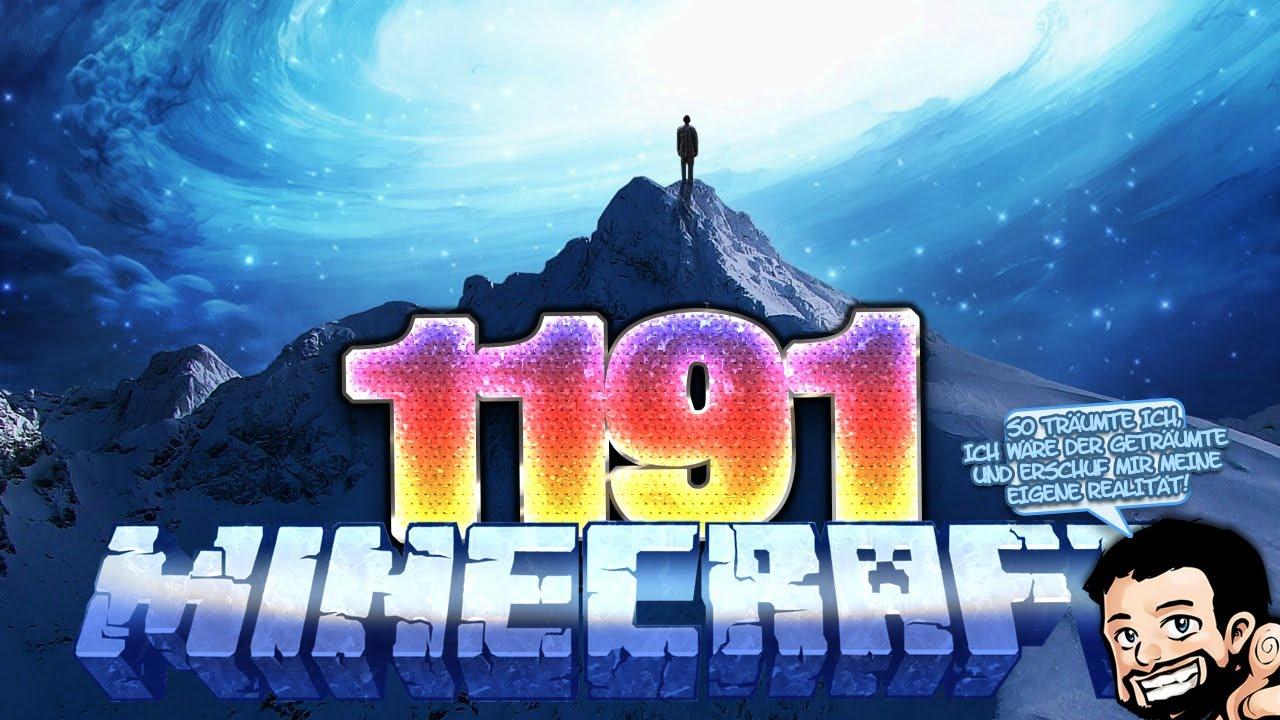 Let's Play Minecraft #1191. Traumtänzer