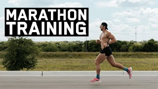 Running 2 Times A Day To Get Faster | Marathon Training
