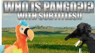 PANGO INTERVIEW!! PANGOLIN PUPPET!! || Puppetaria Interviews