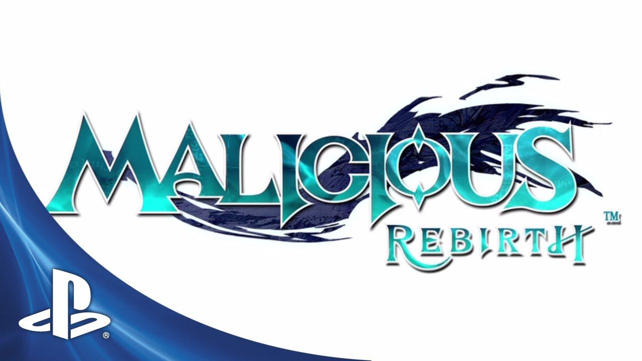 Malicious Rebirth Hits PS Vita Today
