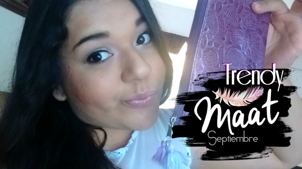 Demelza Makeup - Trendy Maat Septiembre 2016