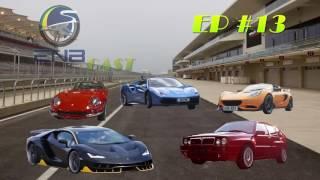 EnB Cast #13 – 275 GTB 4, 488 Spider, Delta, Centenario e Elise Cup