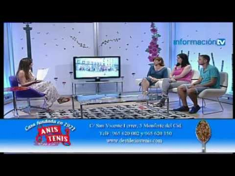 Watch videoSíndrome de Down: Entrevista a Alinur