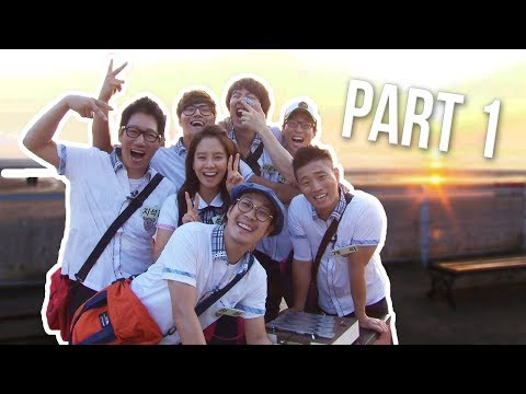 Running Man Funny Moments - Part 1